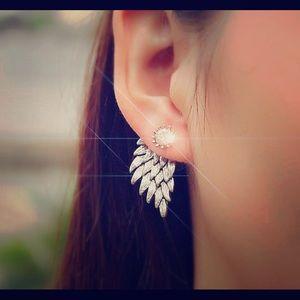 Jewelry - WING EARRINGS-BRAND NEW ✨